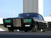 1966年版ブラック・ビューティー号