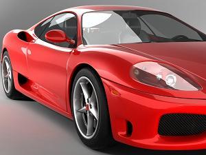 360 Modena Ferrari #1