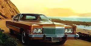 Cadillac Fleetwood Eldorado Coupe