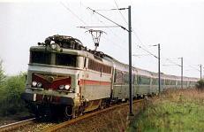 フランス国鉄CC40100形電気機関車