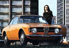 Alfa Romeo 1300GT Junior(ノーマルバージョン)