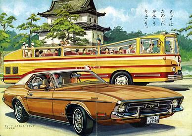 フォード・マスタング・グランデ