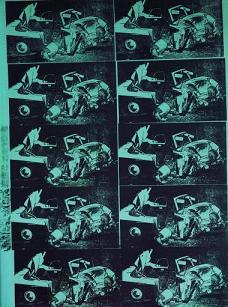 「緑色の惨事10回」(1963)