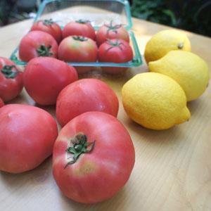 004トマトとレモン