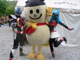 渦戦士エディー_しおのえホタルまつり2010