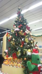 クリスマスツリーwithスライム&モーグリ