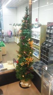 クリスマスツリーwithホーリーライト