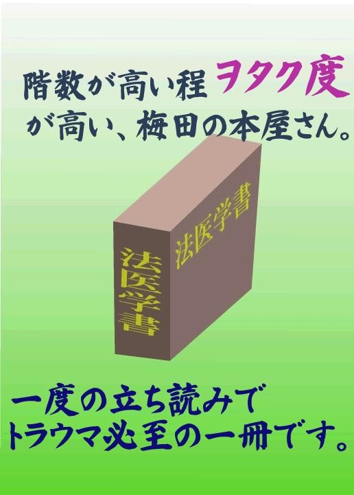 法医学書イメージ