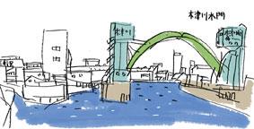 木津川水門