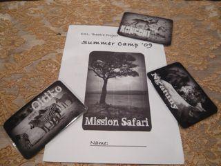 Mission Safari 1
