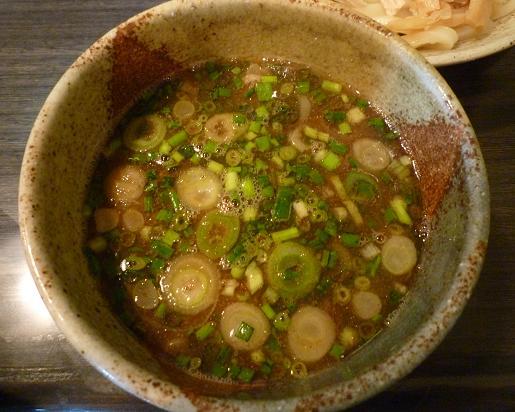 『糀や』 つけ饂麺(つけ汁)