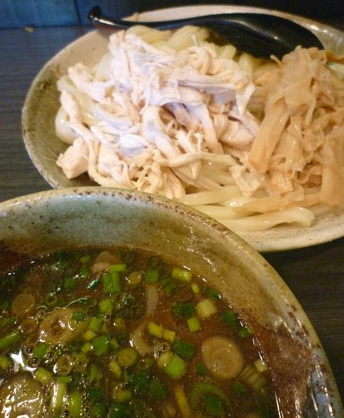 『糀や』 つけ饂麺(750円)