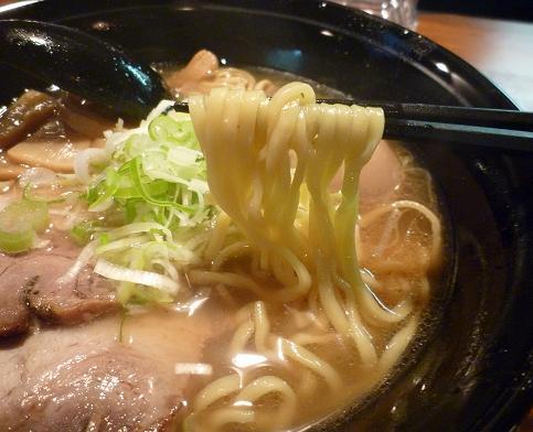 『JOMA』 しお玉らーめん(麺アップ)