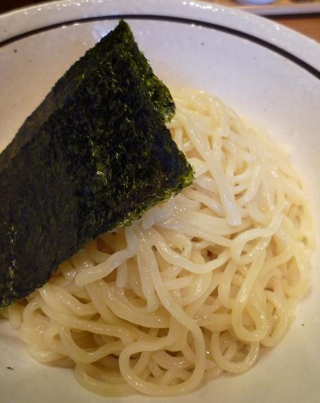『らぁ麺 あんど』 つけ麺の麺