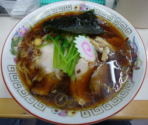 『青島食堂 秋葉原店』 青島ラーメン(600円)