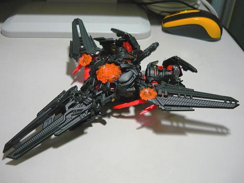 サウンドウェーブ黒07