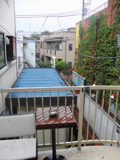 雨の下北沢