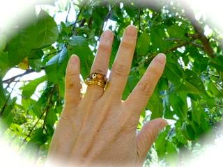ringの手