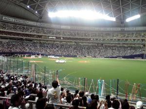 2011.10.19 ナゴヤドーム(賞の贈呈)