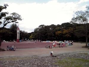大泉緑地(わんぱくランド)