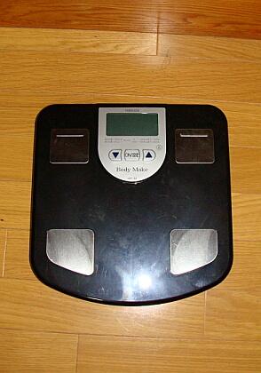 多機能体重計