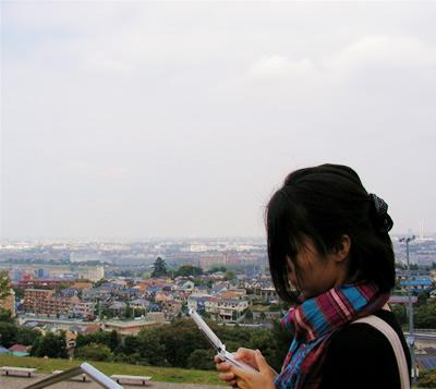 桜ヶ丘公園 眺望