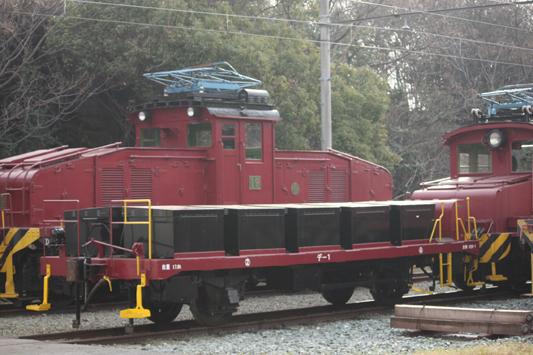 20トン電車19と12号機 のコピー