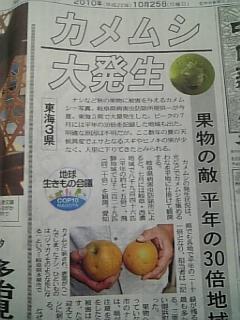 101025中日夕刊