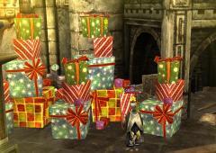 クリスマスイベントの陰で