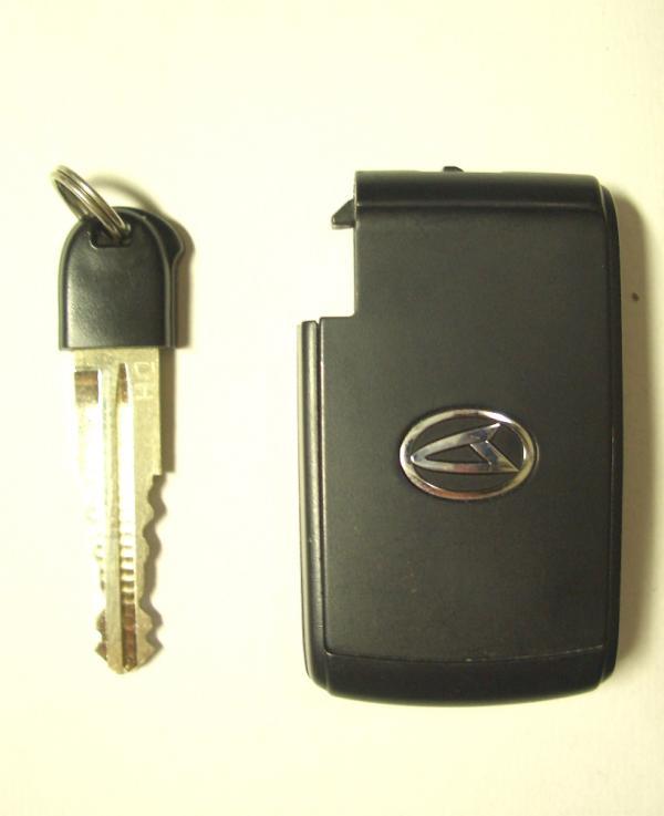 電子カードキー2