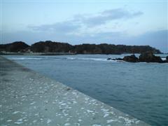 歌津・○○半島の漁港
