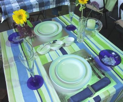 テーブル 445
