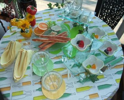 テーブル 455