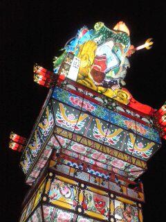 2009年たちねぷた01