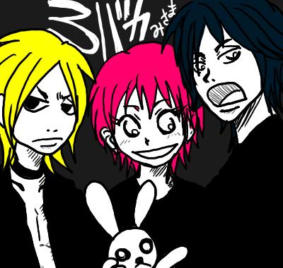 三バカさん