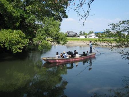 柳川の川下り 127 - コピー