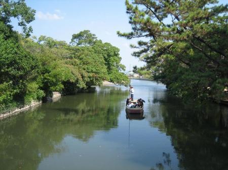 柳川の川下り 130 - コピー