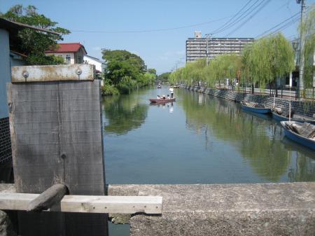 柳川の川下り 032 - コピー