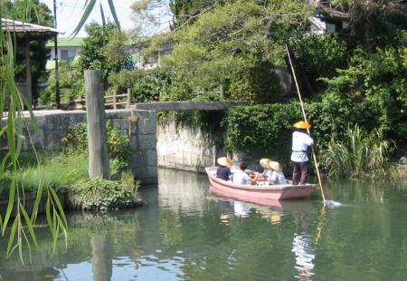 柳川の川下り 033 - コピー (2)