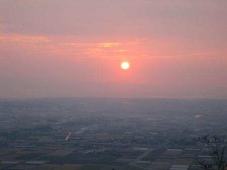 清水の夕日 068 - コピー