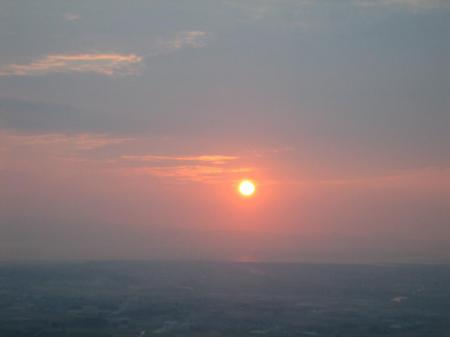 清水の夕日 064 - コピー