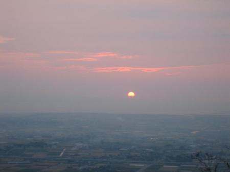清水の夕日 080 - コピー