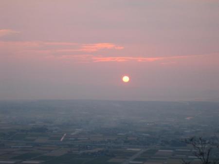 清水の夕日 078 - コピー