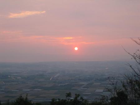 清水の夕日 071 - コピー