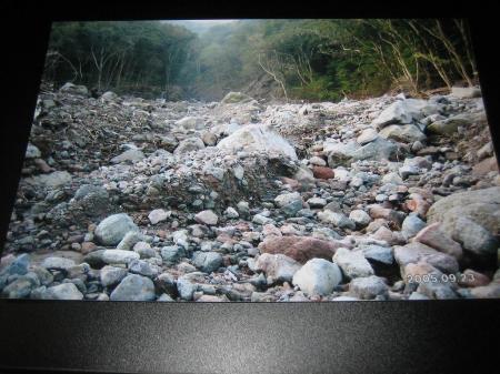 土石流後 三俣 006 - コピー