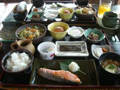 21.9.20 とうちゃんの朝食