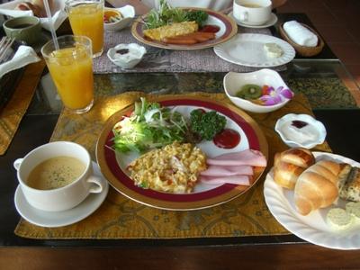 21.9.21 とうちゃんの朝食
