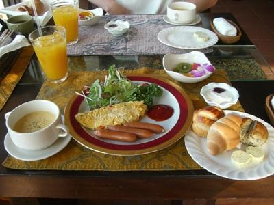 21.9.21 かーちゃんの朝食