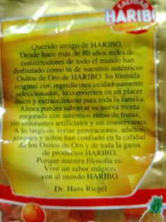 スペインのお土産(2)090909