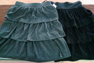 ユニクロのスカート(1)091003